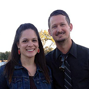 Danny and Melissa Johnson, Owners